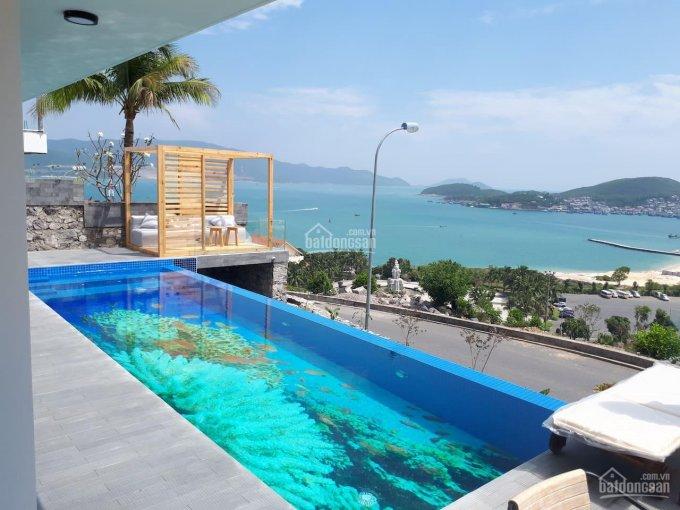 Biệt thự cao cấp view biển Nha Trang, 360m2, 17.5 tỷ, có hồ bơi, sổ lâu dài, 4-5 PN. LH 093891.5671