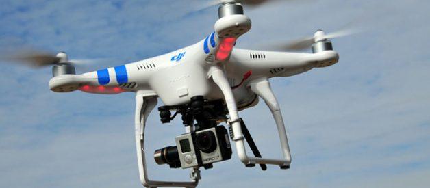 Nhận quay phim, chụp ảnh bằng flycam